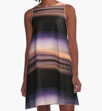 The Sun Range A-Line Dress