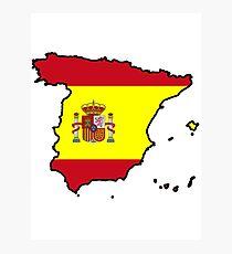 Spain Photographic Print