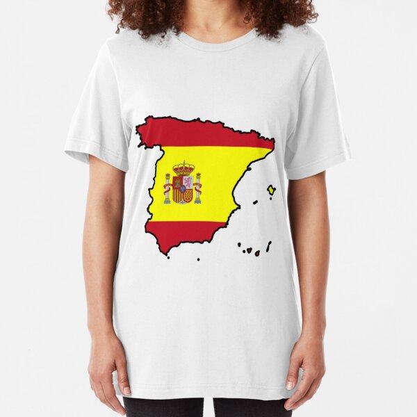 Spain Slim Fit T-Shirt