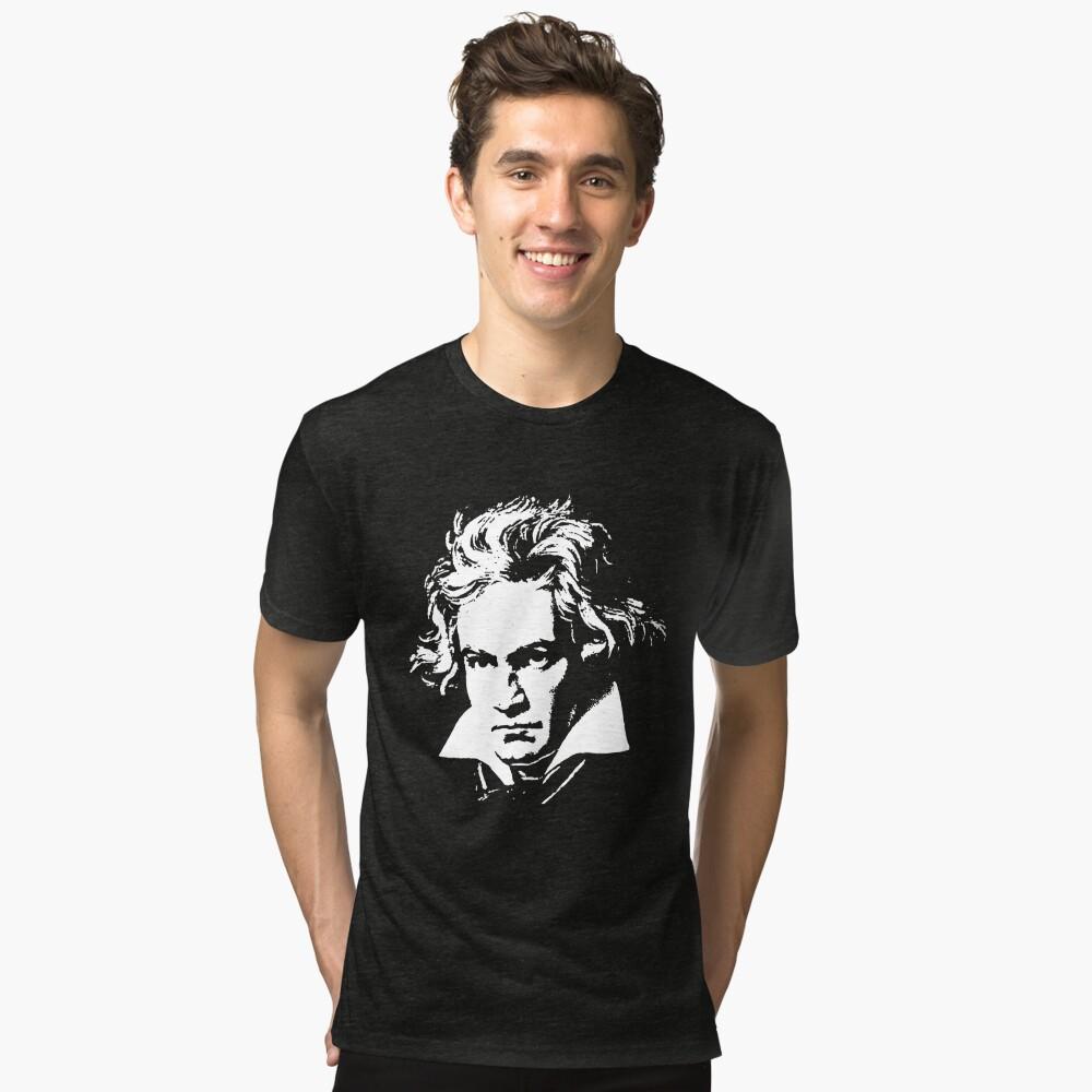 beethoven Tri-blend T-Shirt