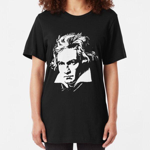 beethoven Slim Fit T-Shirt