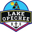 LAKE OPECHEE NEW HAMPSHIRE NAUTICAL ANCHOR BOATING LACONIA by MyHandmadeSigns