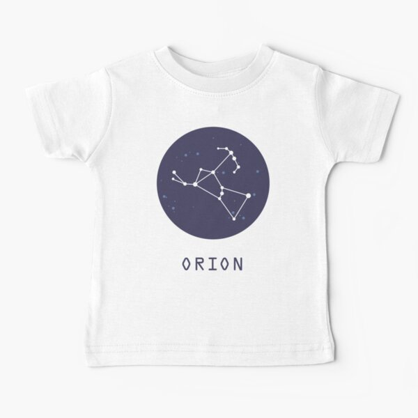 Orion Constellation Baby T-Shirt
