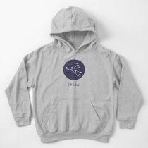 Sudadera con capucha para niños Constelación de Orión