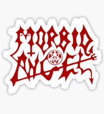Morbid Angel Logo Sticker