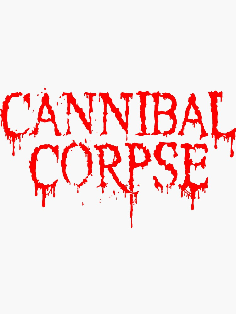 Cannibal Corpse Logo by XavierLange