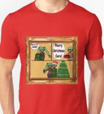 A Master System Christmas (UNOFFICIAL Megaman Legends 2) Unisex T-Shirt