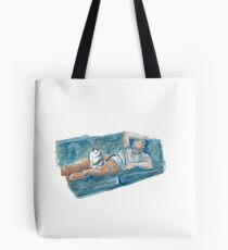 Roommates Tote Bag