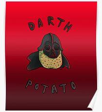 Darth Potato Poster