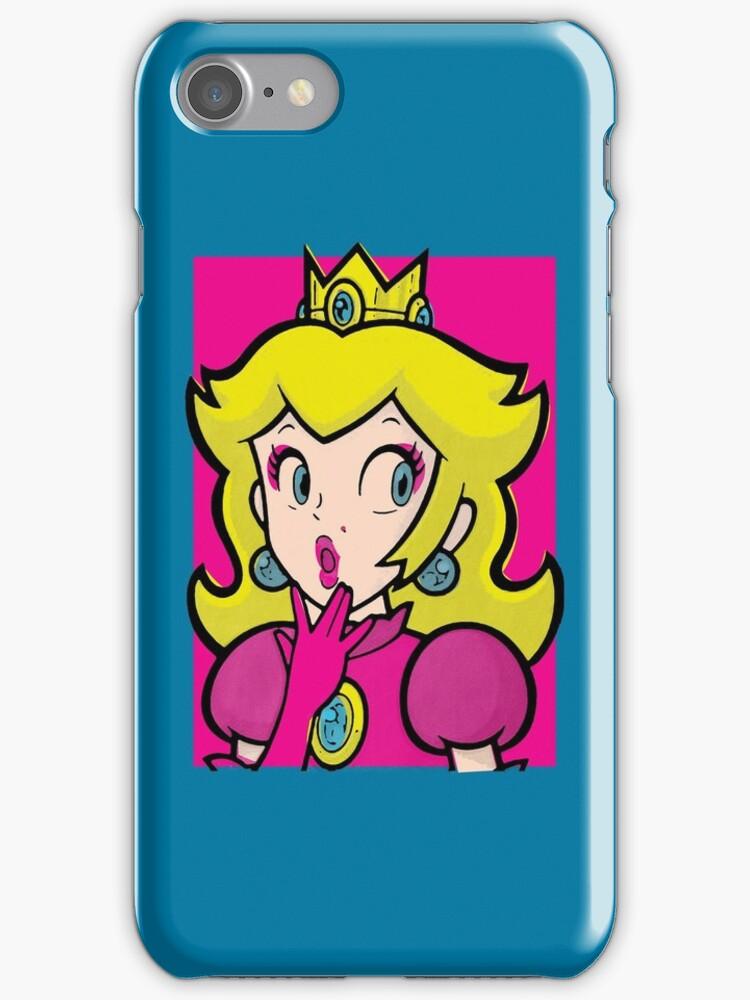 Princess Peach by cudatron