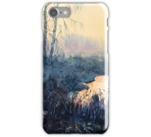 Sunset on Skipwith Common iPhone Case/Skin