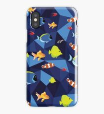 Vector Fish iPhone Case/Skin