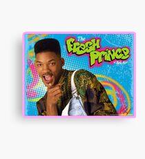 "Lienzo Will ""Stoned"" Smith, Fresh Prince"