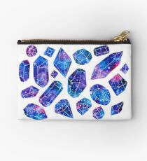 Galaxie Kristalle Studio Clutch