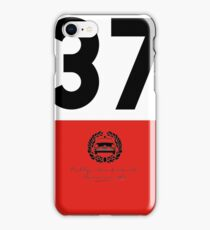 Rallye Monte-Carlo Mini Cooper S - 37 iPhone Case/Skin