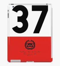 Rallye Monte-Carlo Mini Cooper S - 37 iPad Case/Skin