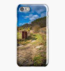 Rural scene iPhone Case/Skin
