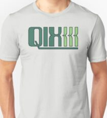 Qix (Game Boy Title Screen) Unisex T-Shirt