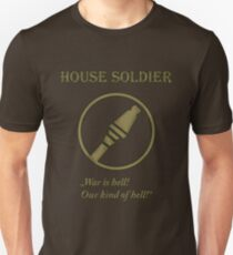 Team RED - House Soldier Unisex T-Shirt