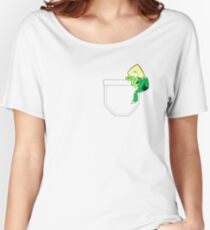 Pocket Peridot Women's Relaxed Fit T-Shirt
