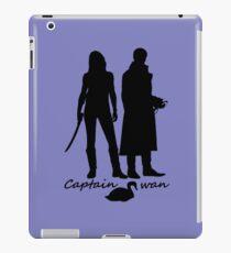 Captain Swan version 2 iPad Case/Skin