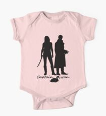Captain Swan version 2 One Piece - Short Sleeve