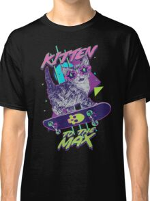Kitten To The Max Classic T-Shirt