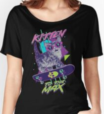 Kitten To The Max Women's Relaxed Fit T-Shirt
