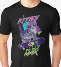 Kitten To The Max T-Shirt