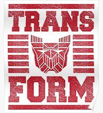 TRANSFORM Poster