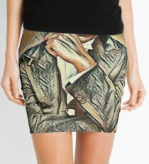 the Amazing Andrew Scott Mini Skirt