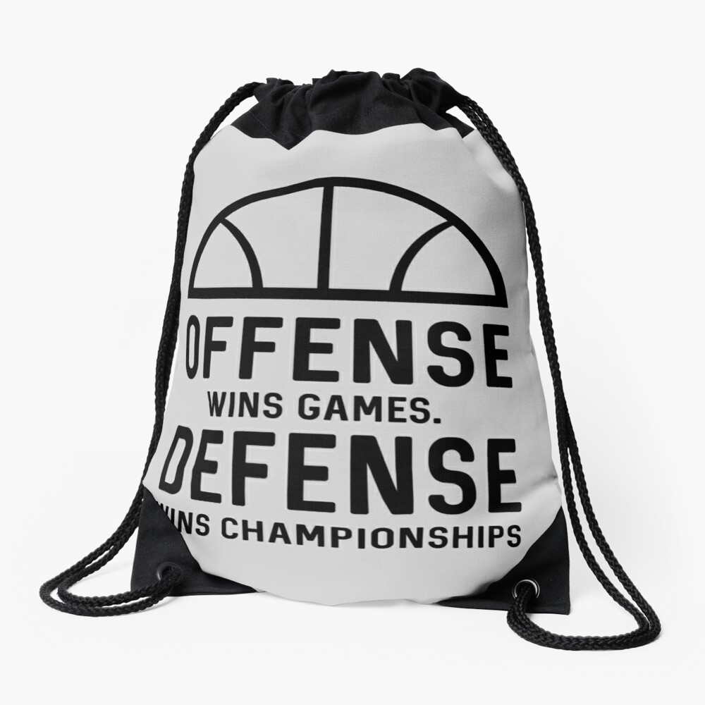 c2e288ab Offense wins games. Defense wins championships