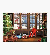 Rat Rod Studios Christmas 4 Photographic Print