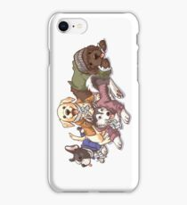 Hamilton Musical x Broadway Dogs iPhone Case/Skin