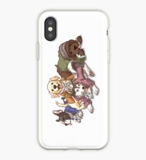 Hamilton Musical x Broadway Dogs iPhone Case