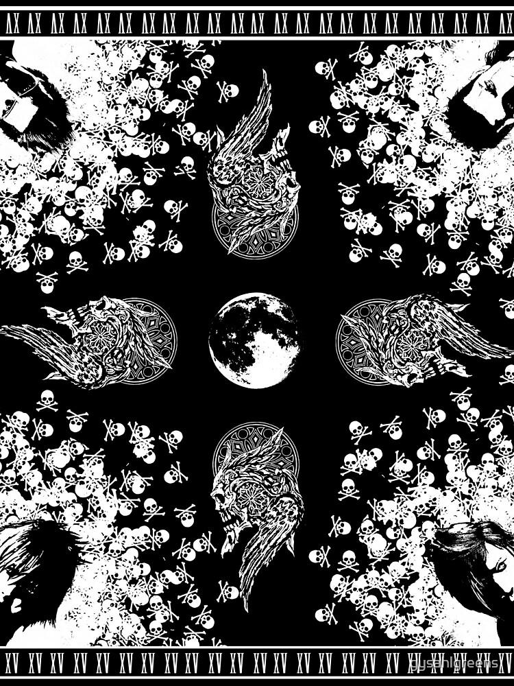 FFXV - ornate design by gysahlgreens