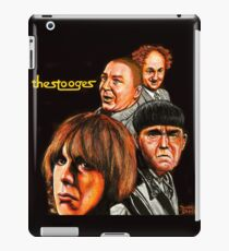 The Stooges  iPad Case/Skin