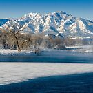 Breathing The Flatirons by Gregory J Summers