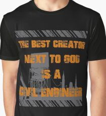 Civil Engineers Graphic T-Shirt