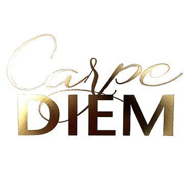 Carpe Diem by Liondigital