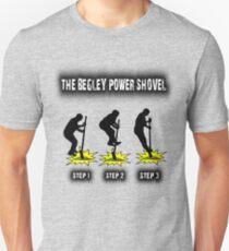 Begley Power Shovel Unisex T-Shirt