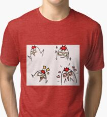 SEVEN Mystic Messenger Collection Tri-blend T-Shirt