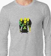 Jamaican Bobsled Team Long Sleeve T-Shirt