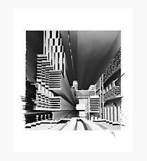 Tsukiji Photographic Print
