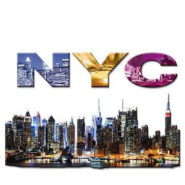 New York City by Liondigital