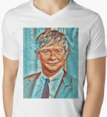 Martin Freeman Men's V-Neck T-Shirt