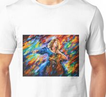Music - Leonid Afremov Unisex T-Shirt