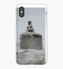 A Very Late Merry Christmas iPhone Case