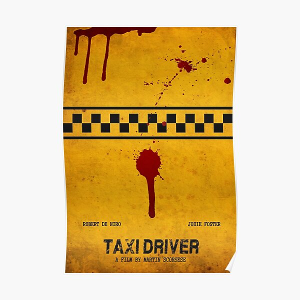 Taxi Driver  Póster
