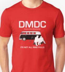 DMDC It's not all ring pulls. Unisex T-Shirt